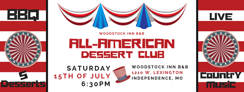 Woodstock Dessert Club