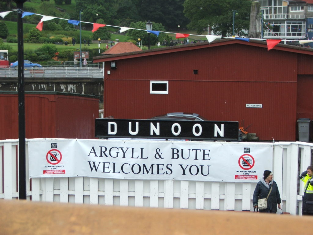 Love Scotland | Dunoon Highland Games